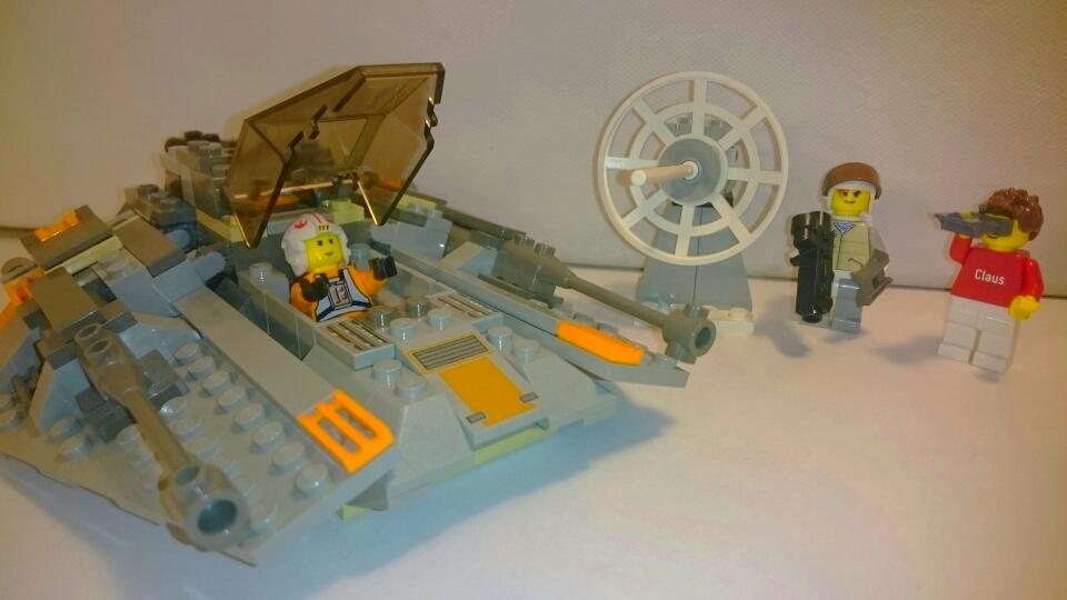 7130 - Snowspeeder