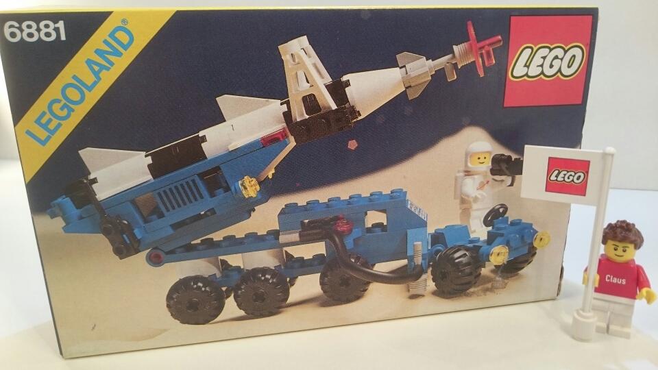 6881 - Radiosonden-Transporter (ungeöffnet)