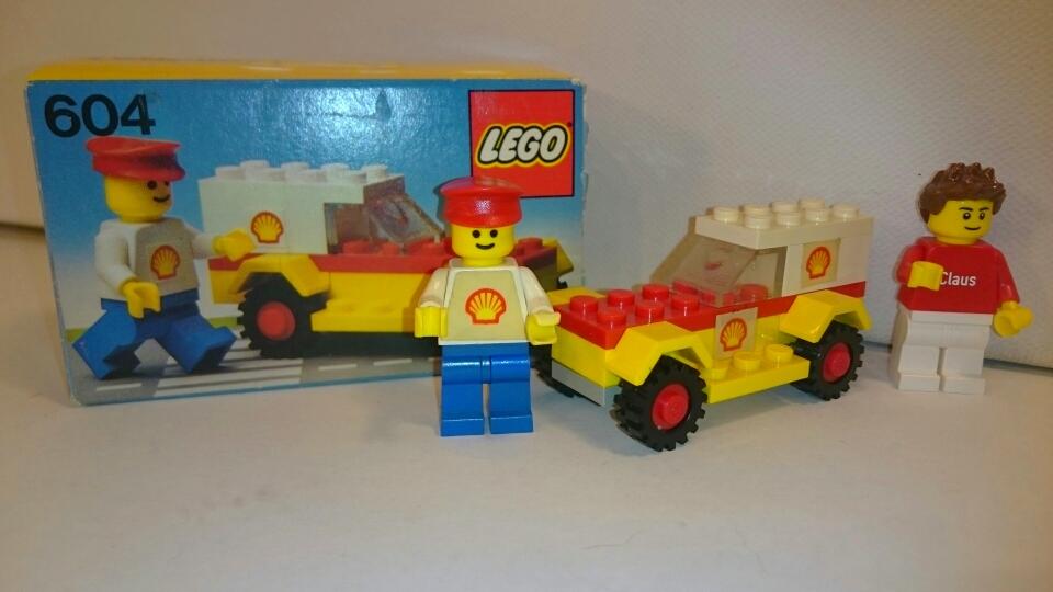 604 - Shell Servicewagen