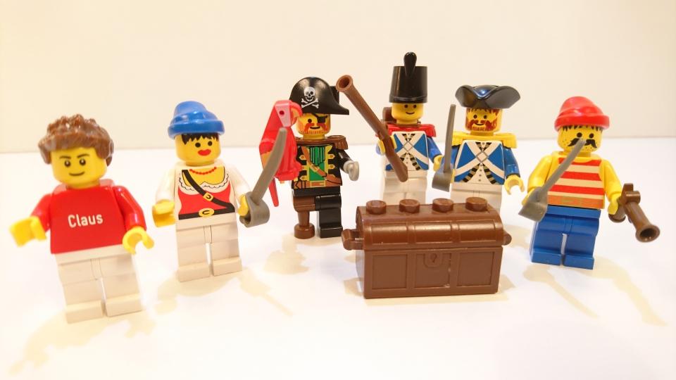 6251 - Piraten mit Kolonialbeamte