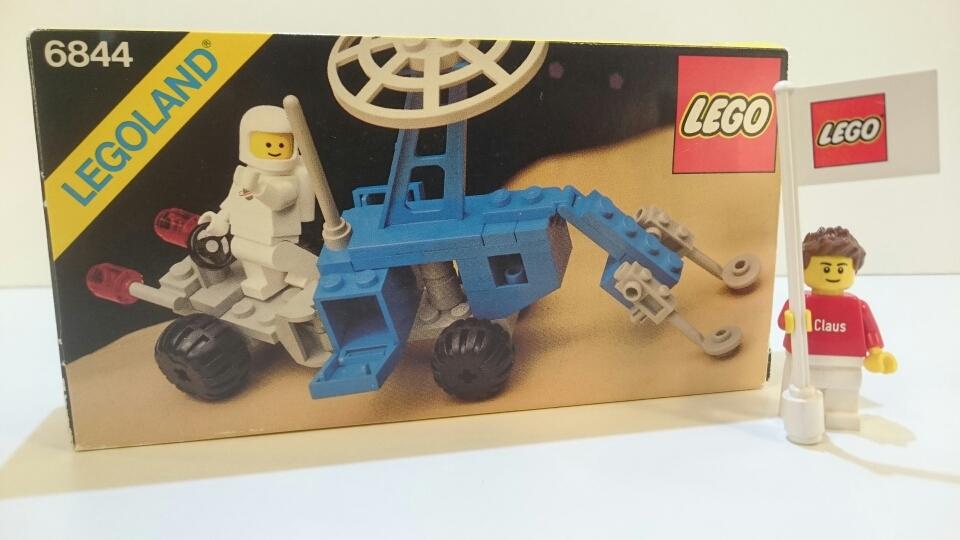 6844 - Seismobil (ungeöffnet)