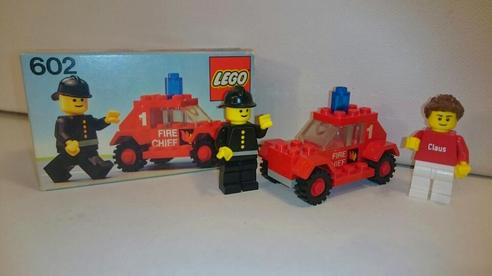 602 bzw. 6602 - Feuerwehr-Hauptmann