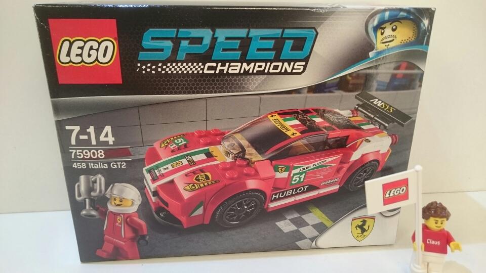 75908 - 458 Italia GT2
