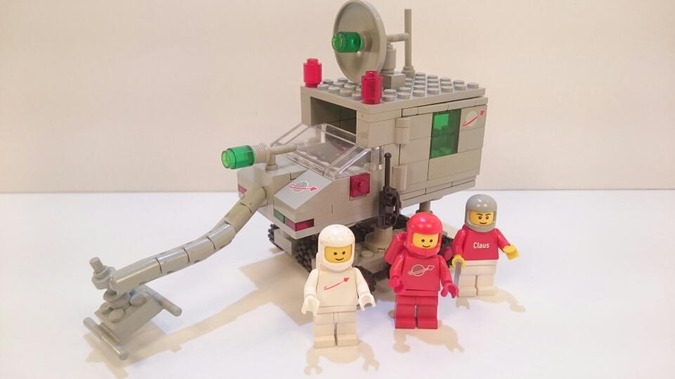 6901 - Mobiles Laboratorium (grüne Scheibe fehlt leider) :-(