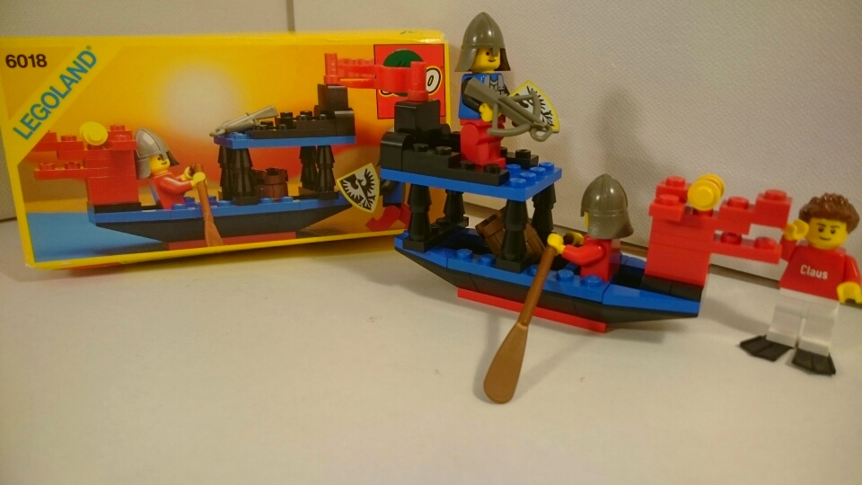 6018 - Drachenschiff