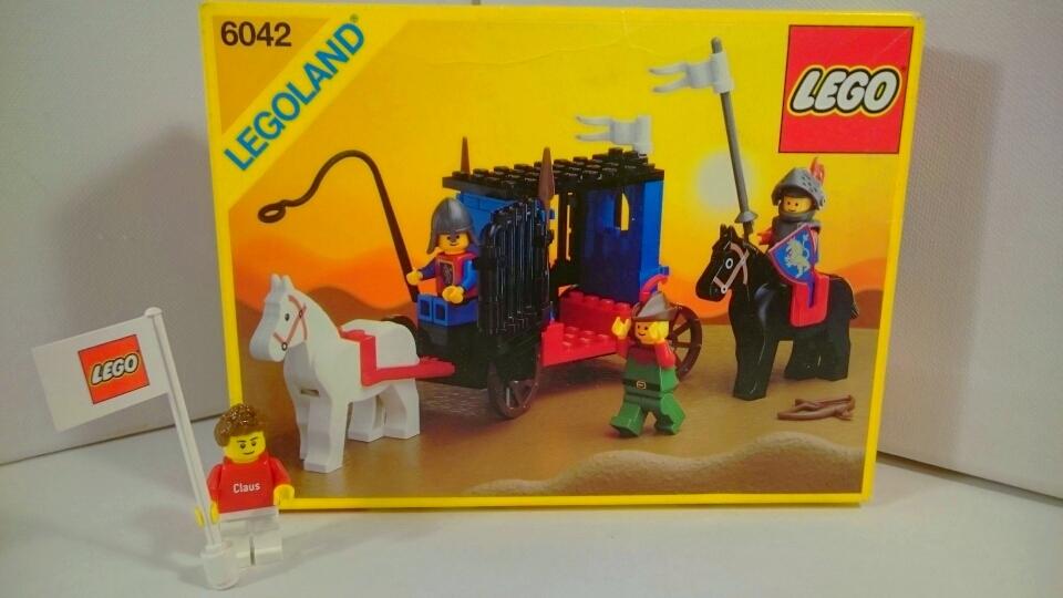 6042 - Gefangenenkutsche (ungeöffnet)