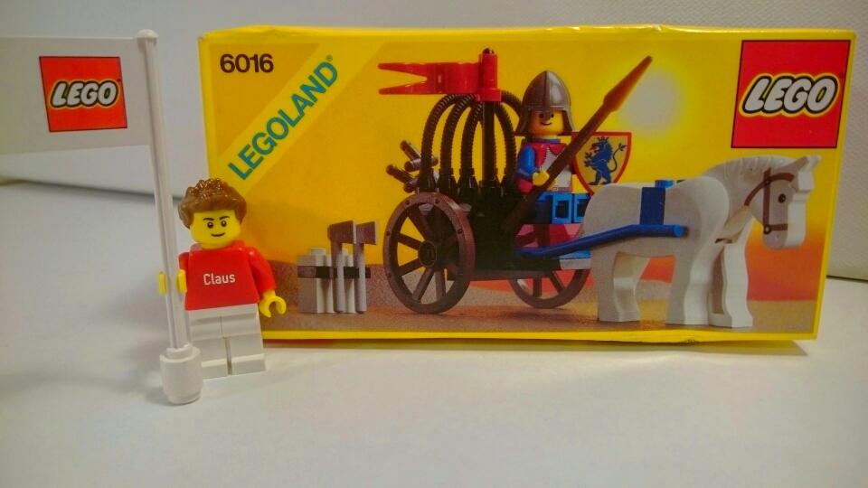6016 - Streitwagen (ungeöffnet)
