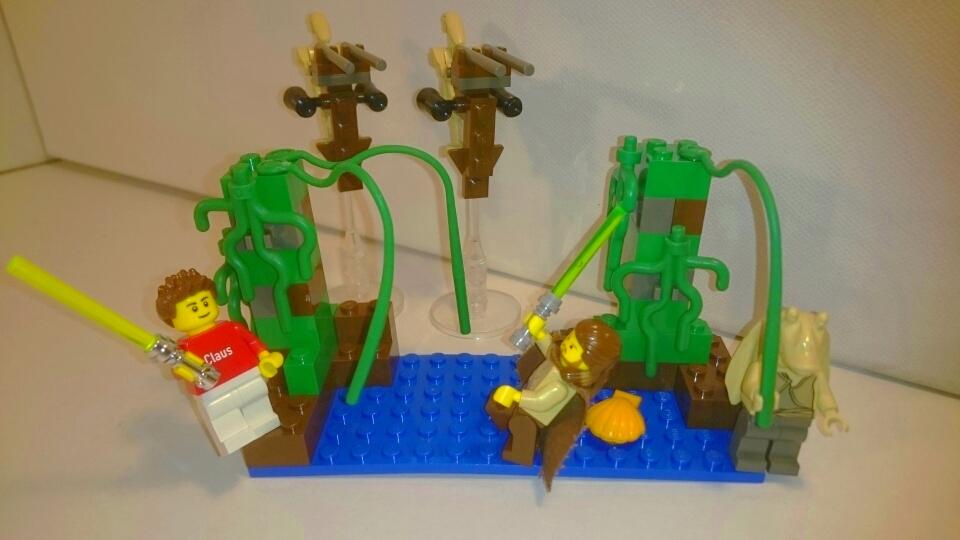 7121 - Naboo Swamp