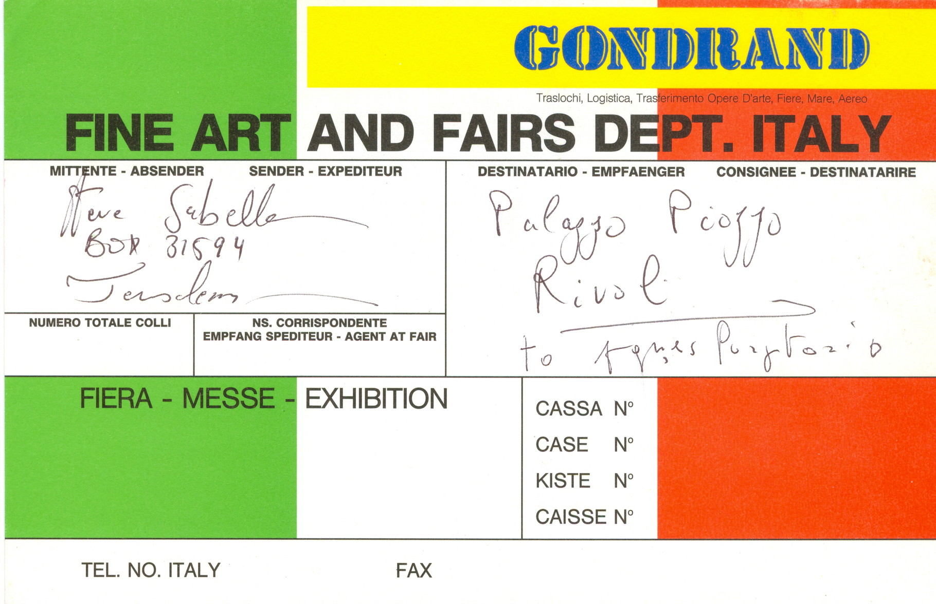 ...dalla clandestinità, dettaglio installazione, Palazzo Piozzo, Rivoli, 2008