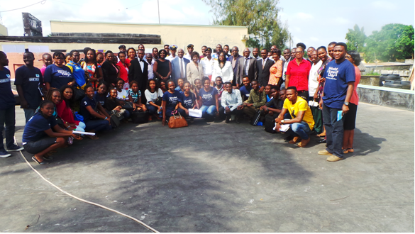 IOI WESTERN AFRICA (NIGERIA): Group photo