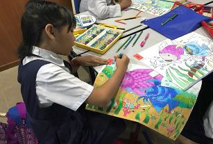 IOI MALAYSIA (FP): A Marine Awareness Programme - Colouring Competition
