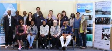 IOI SA Course: 2016 Ocean Ambassadors