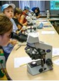 IOI SLOVENIA (FP): School children enjoyed interactive workshops on marine life