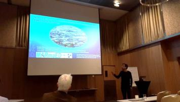 IOI TURKEY (FP): Director Sezgin Tunca, also from MARMAED Network, joined the World Natural Resource Modelling Conference in Barcelona, Spain on World Oceans Day on 8th of June, 2017