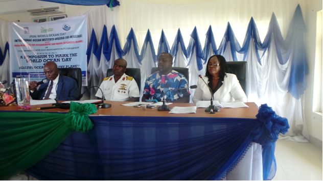 IOI WESTERN AFRICA (NIGERIA): Symposium to mark World Oceans Day