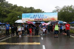 IOI MALAYSIA (FP): An Ocean Awareness Walk