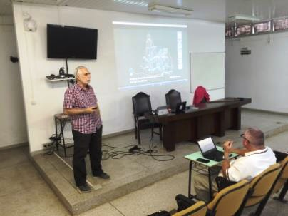 IOI Training Centre, (Brazil) Director Eduardo Marone