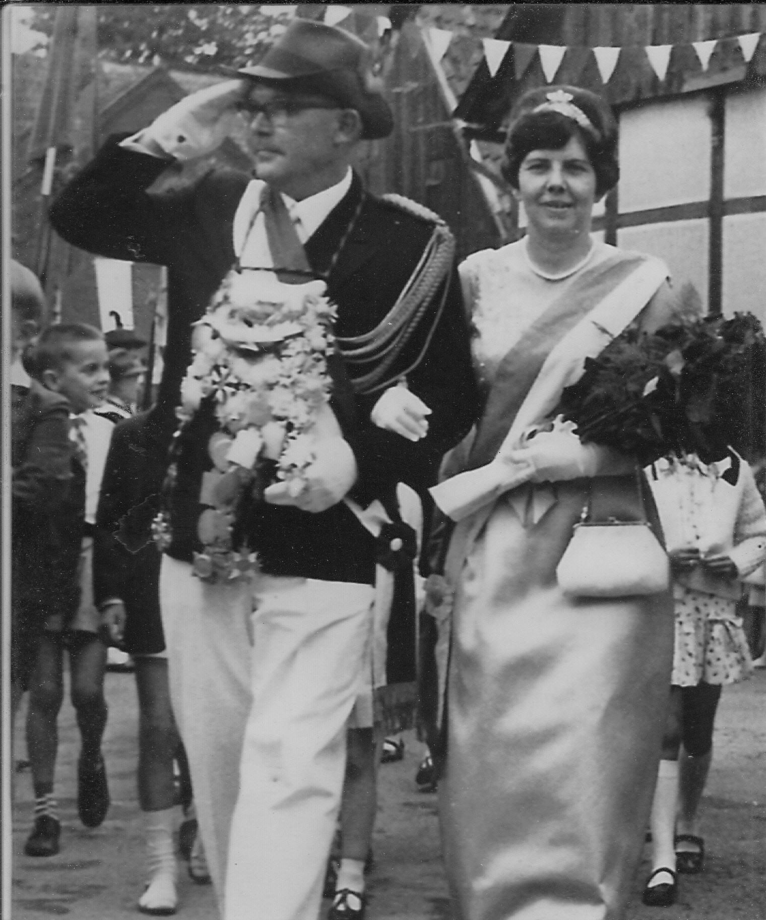 1966 Hubert Muckhoff+ & Elli Brinker