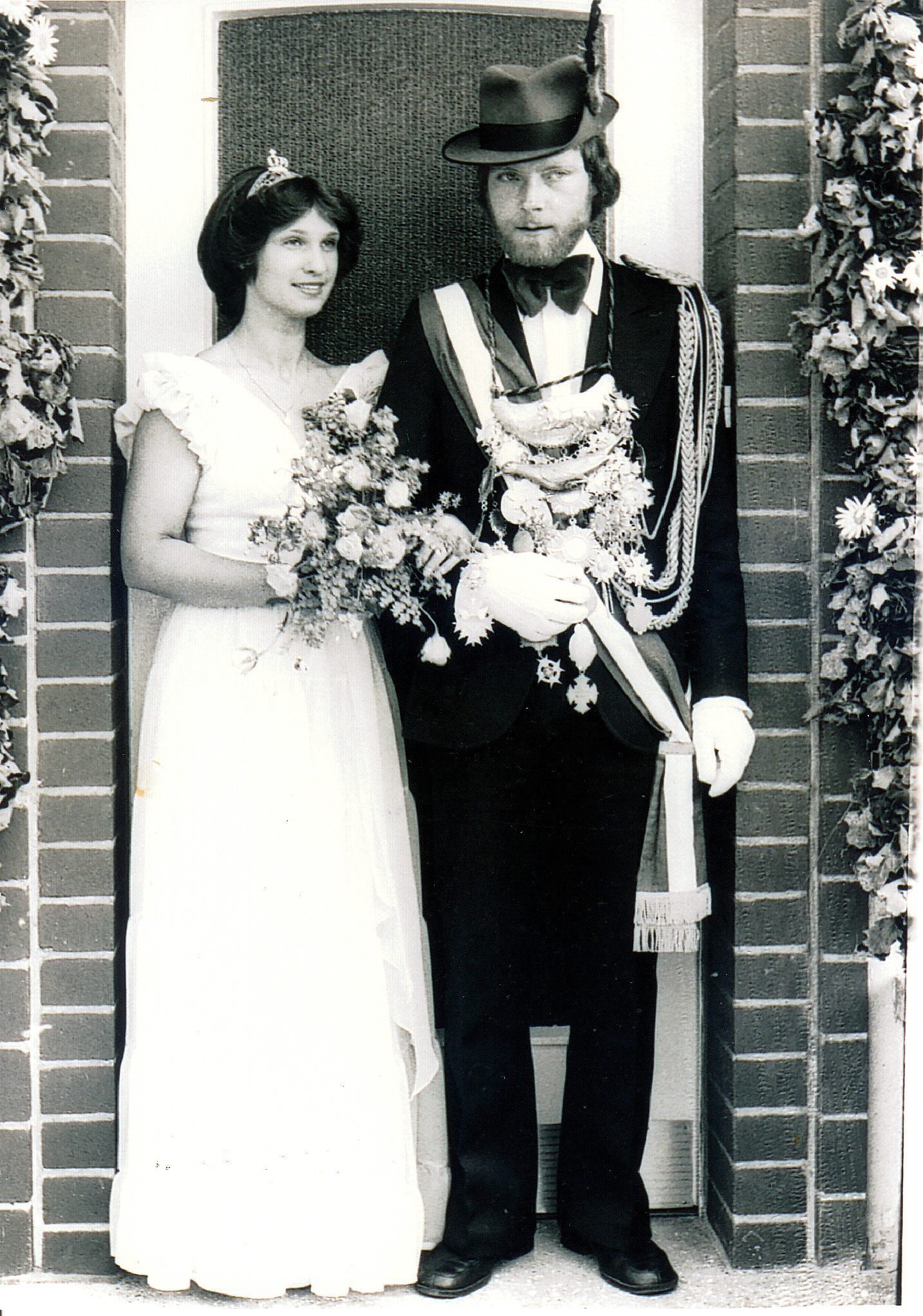 1977 Heinz Finkeldei+ & Gisela Becker