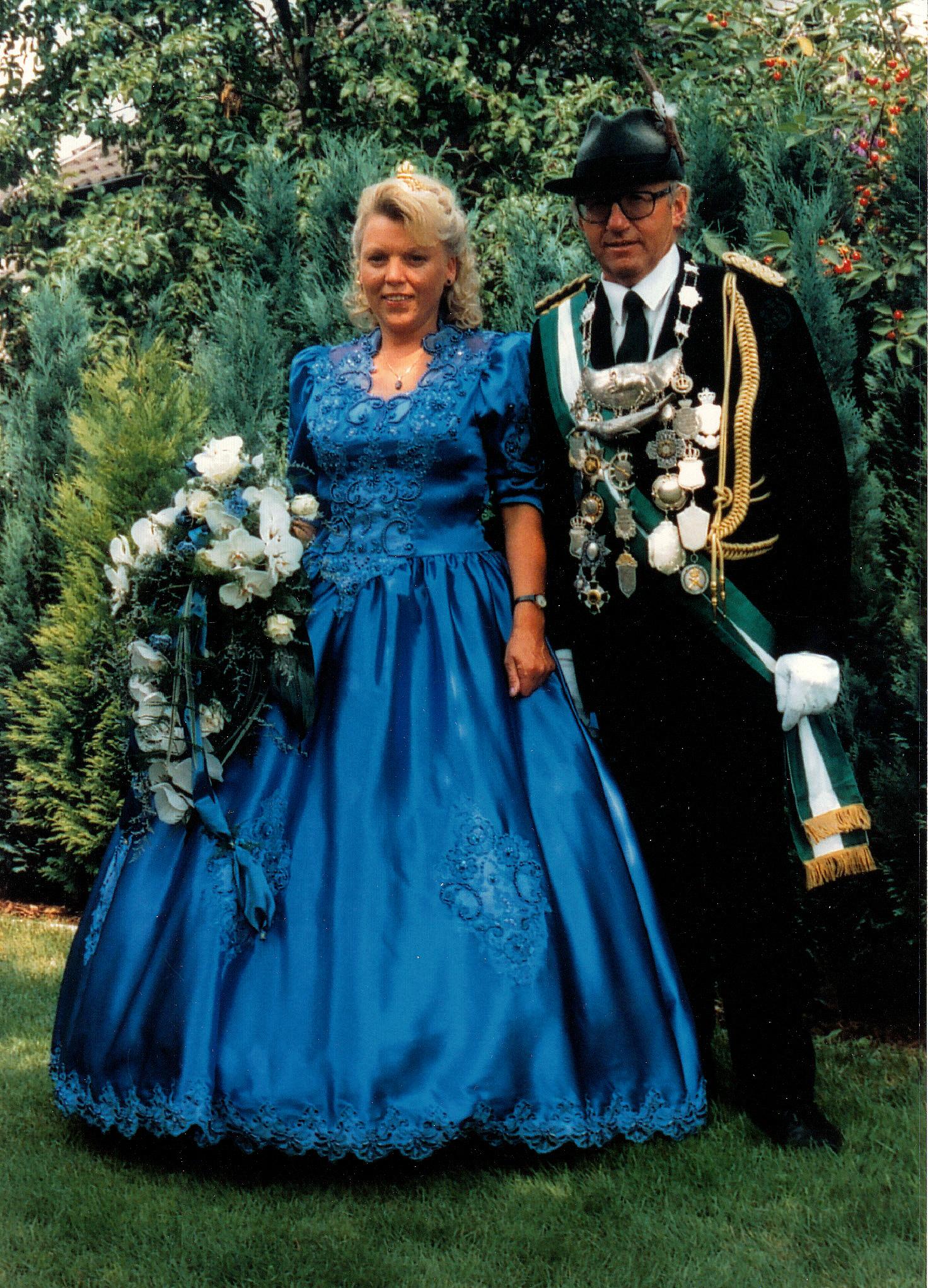 1993 Manfred Jatzkowski & Elisabeth Jatzkowski