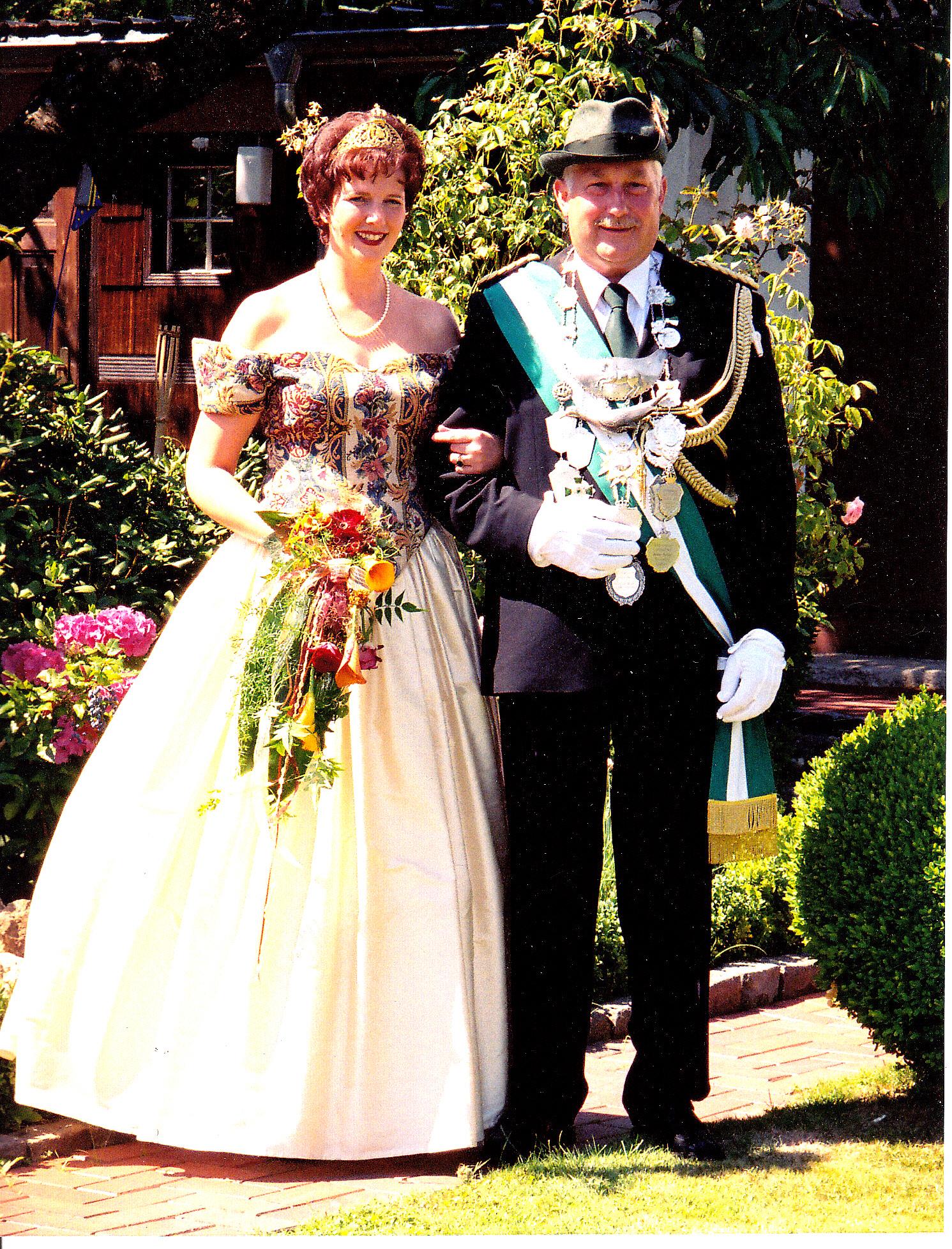 2004 Heinz Becker & Bernadett Sudholt