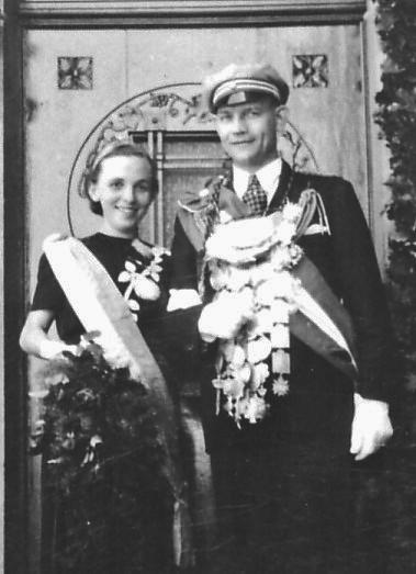 1949 Friedrich Sauermann+ & Elisabeth Weichmann
