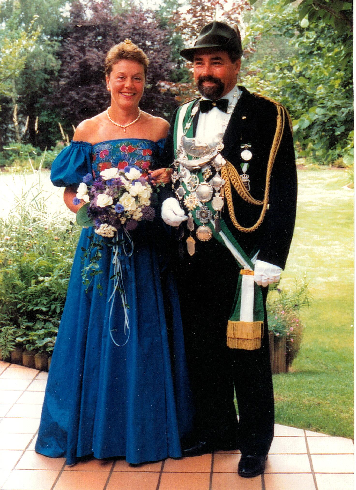 1989 Bernhard Linnhof & Ingrid Kresing