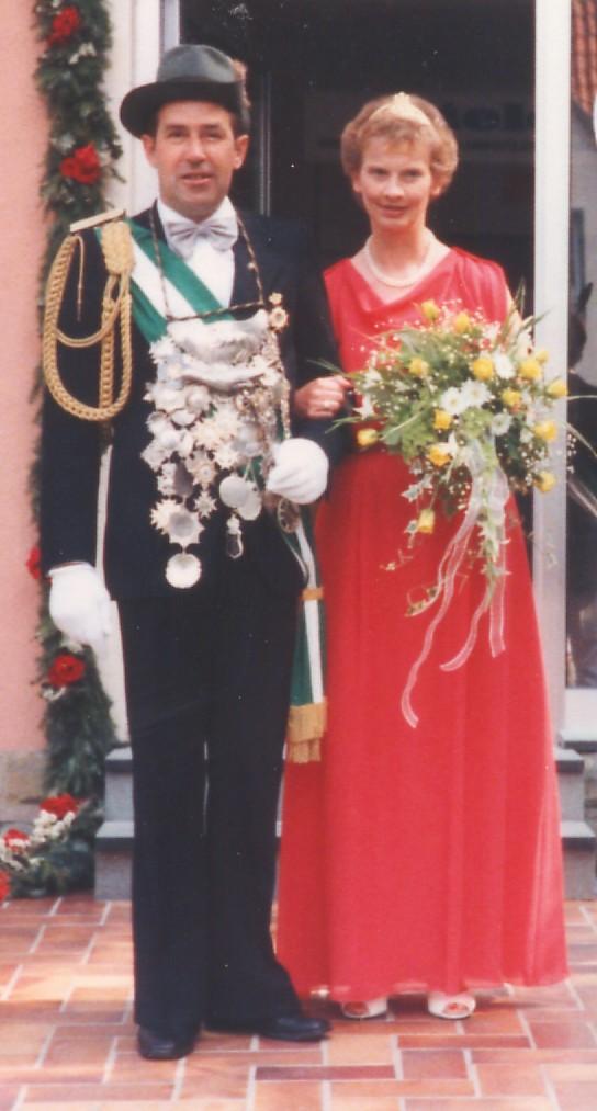 1985 Hans Beine & Elisabeth Linnhoff
