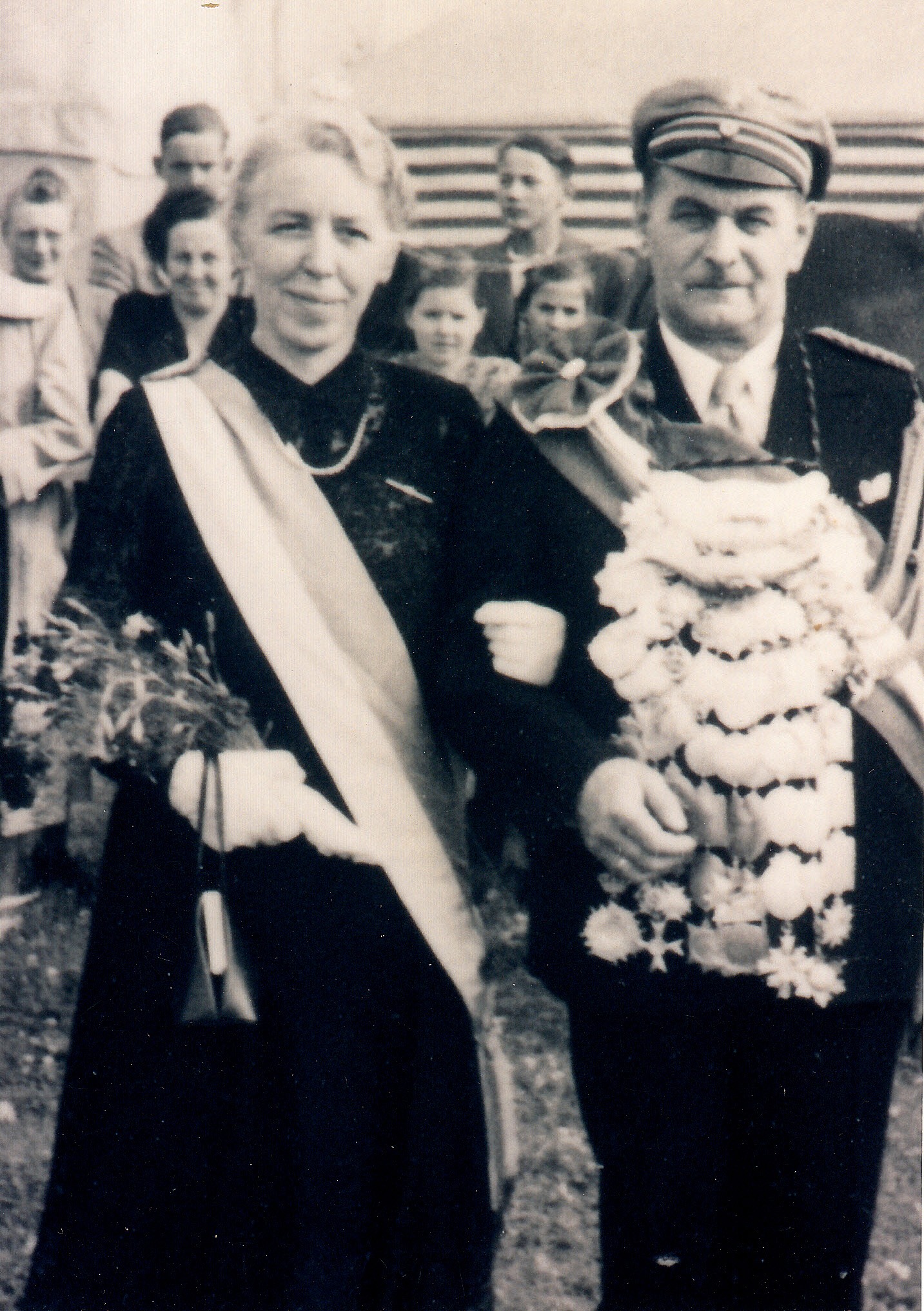 1952 Felix Hauswald+ & Katharina Gerwin+