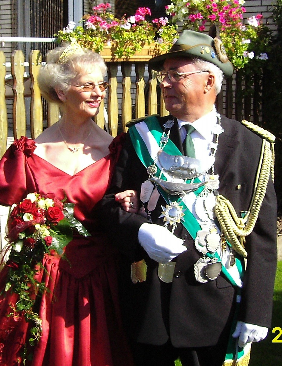 2007 Bernhard Linnhoff & Elisabeth Linnhoff