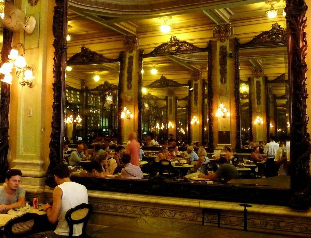 Rio, bar Colombo