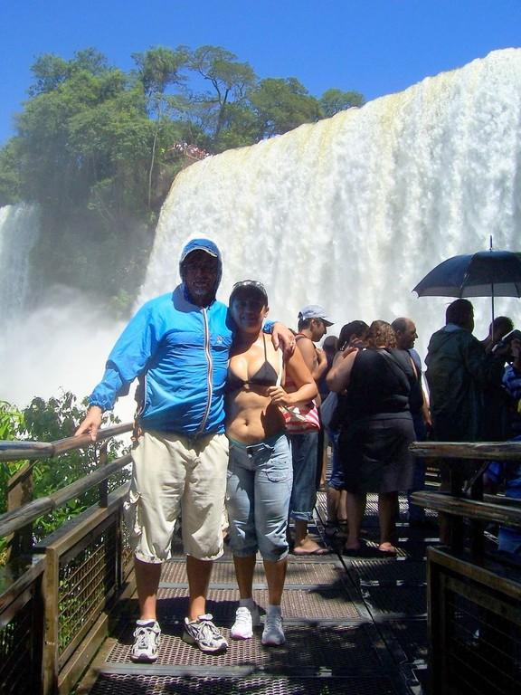 Cascate di Iguassú, soluzioni diverse