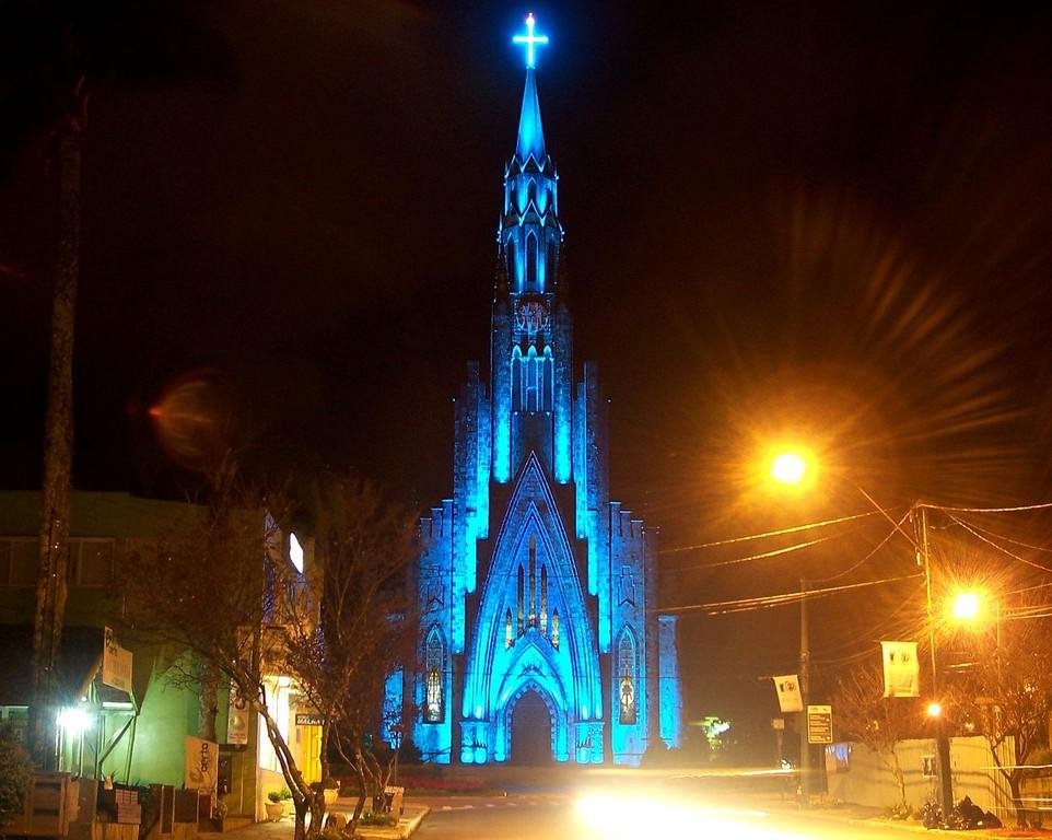 Rio Grande do Sul, Canela, parroco psichedelico