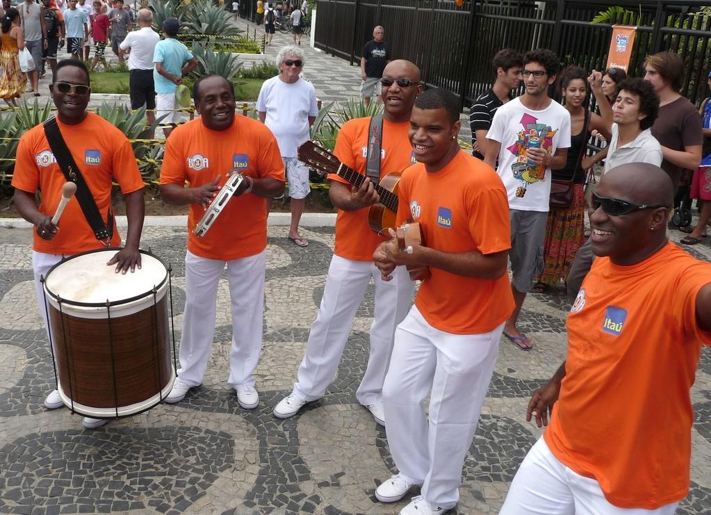 Rio, samba