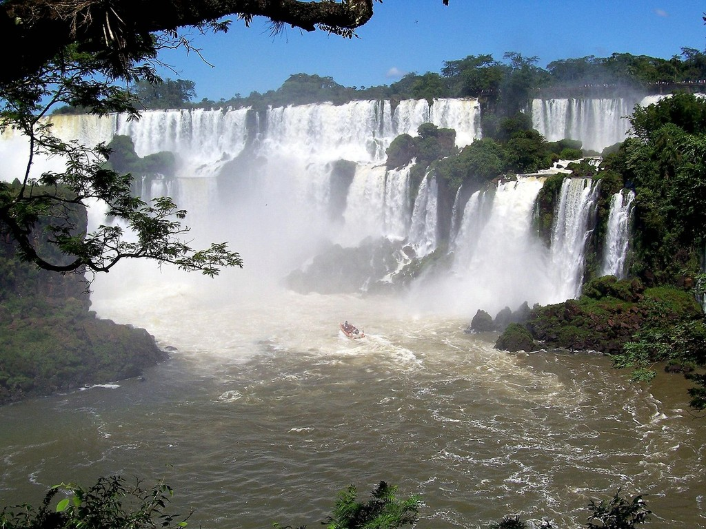 Cascate di Iguassú lato argentino