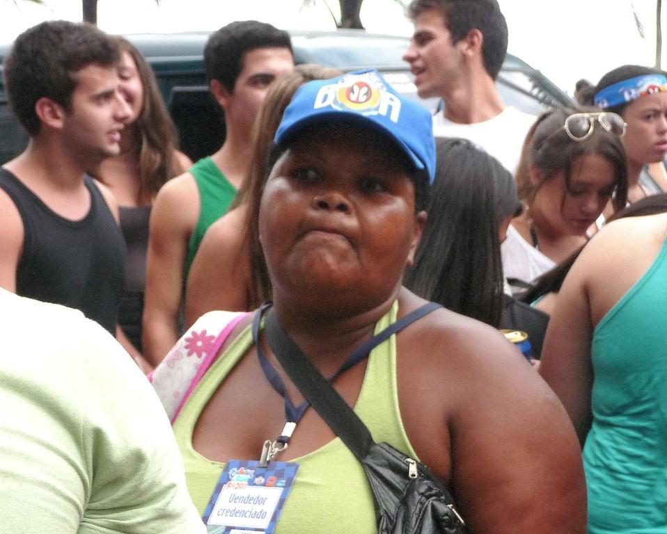 Rio, cosí cosí