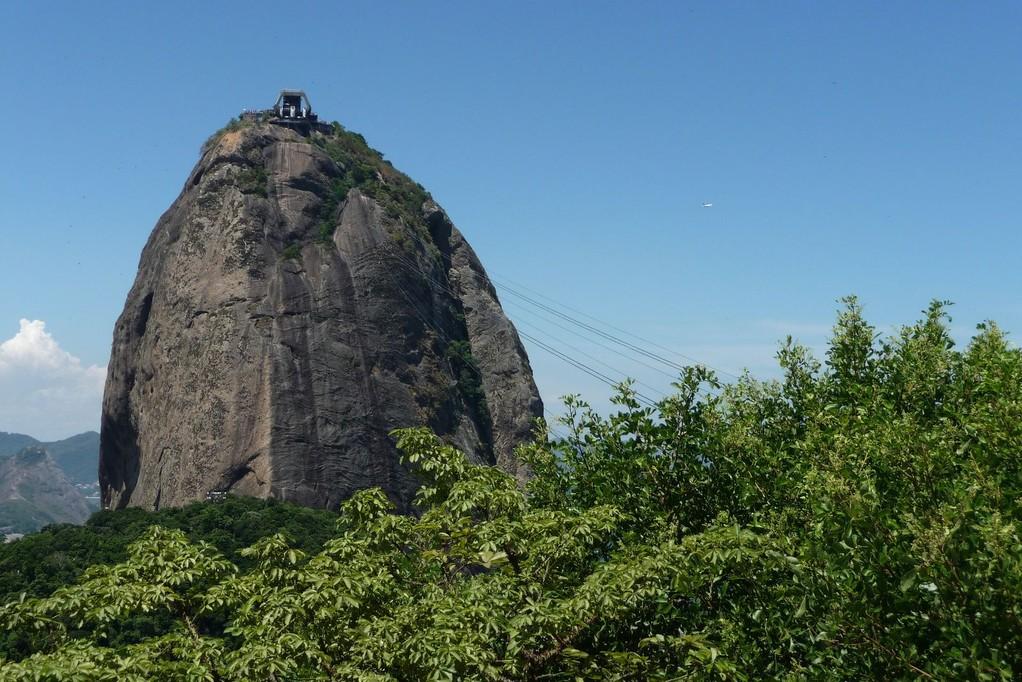 Rio, Pão de açucar