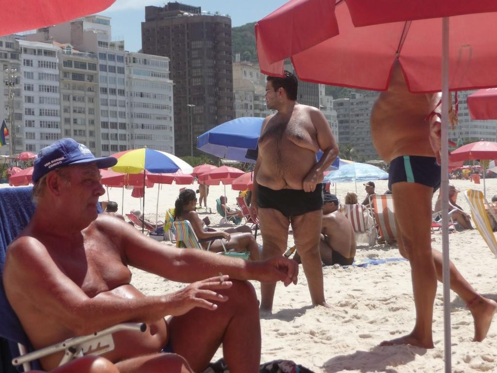Rio, pance balneari