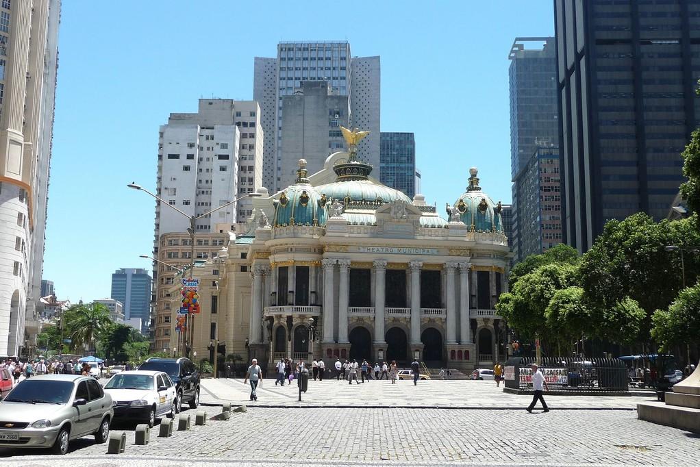 Rio, theatro municipal