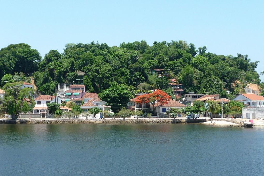 Rio, isola di Paquetá