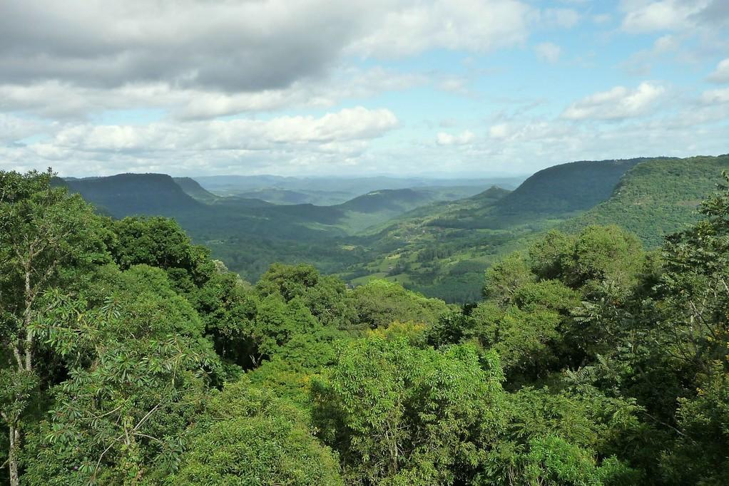 Rio Grande do Sul, Serra gaucha
