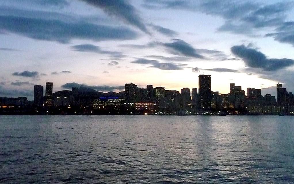 Rio, skyline serale