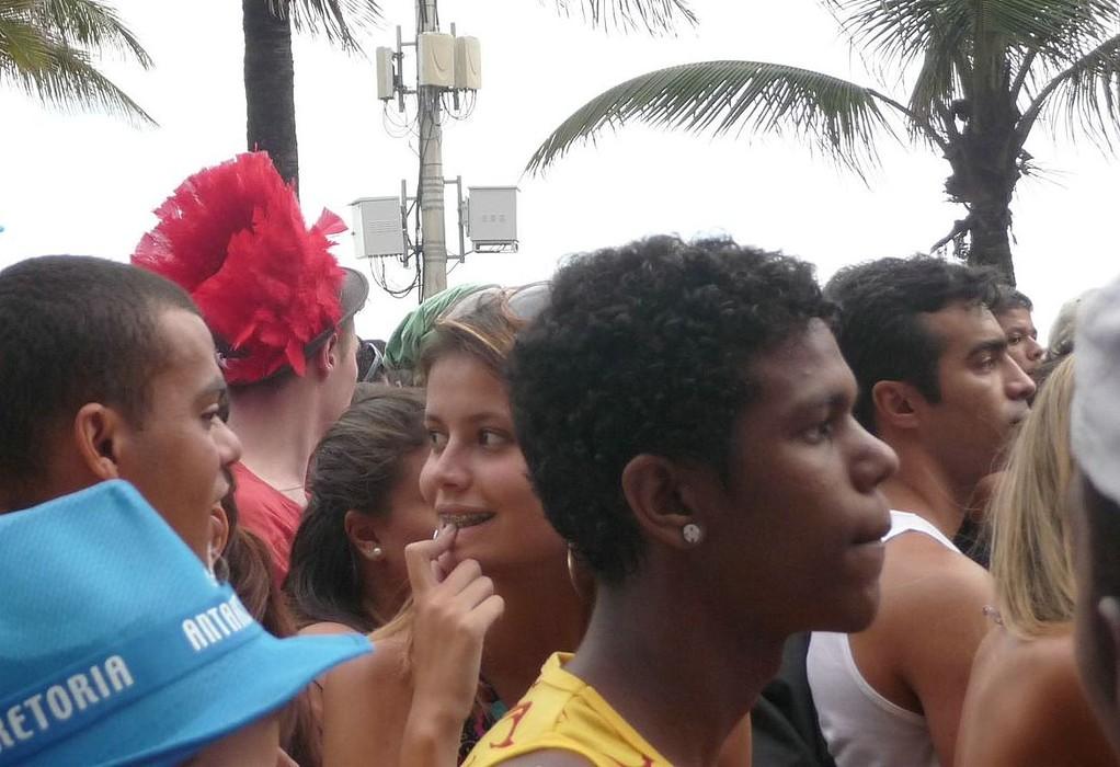 Rio, bellissima