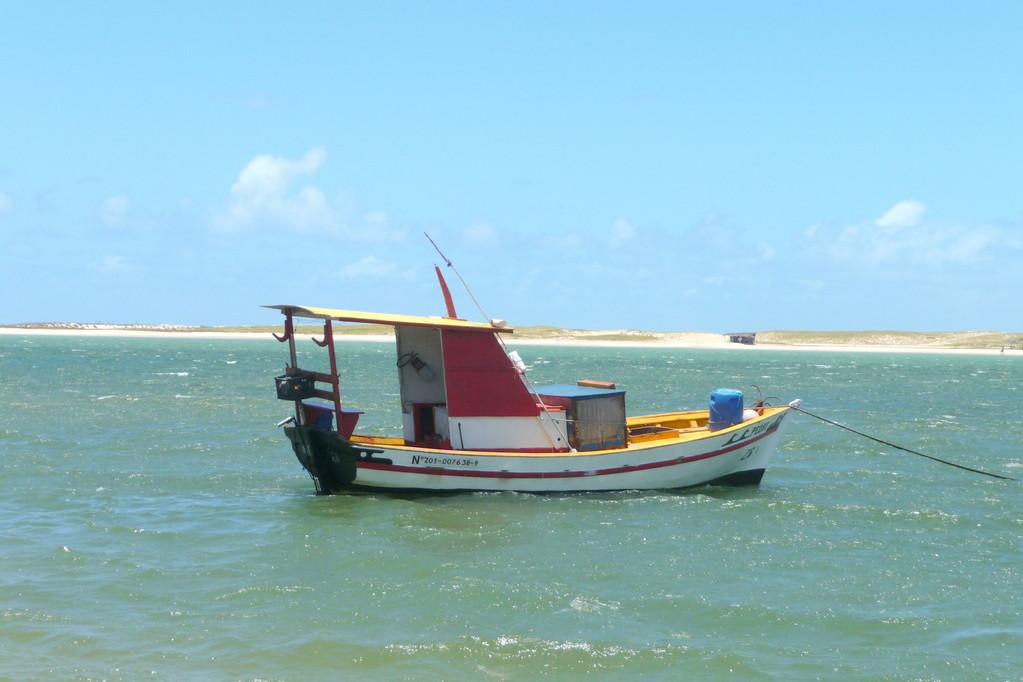La barca di Bracciodiferro