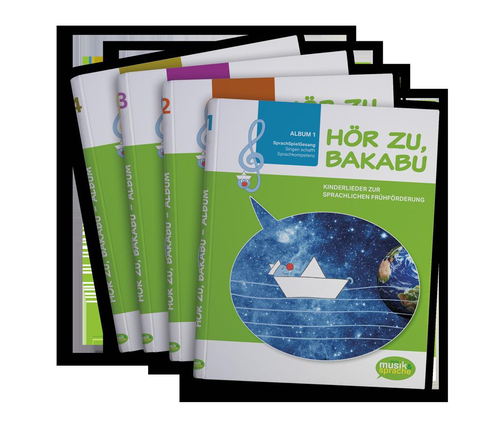 Kinderlieder Zur Sprachlichen Frühförderung Bakabuat
