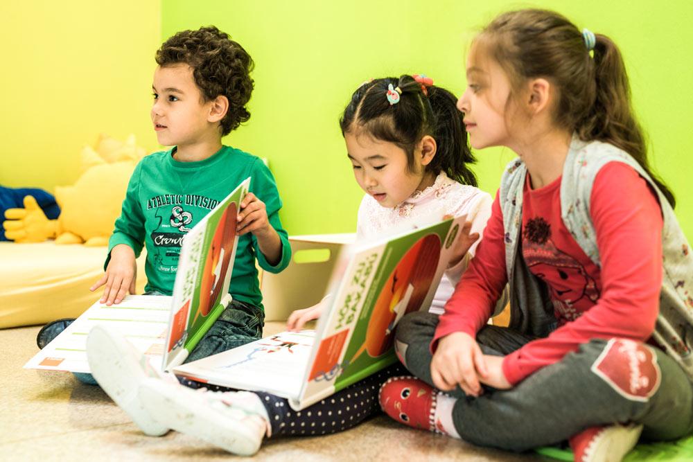 Kinder sind die aller-aller-kritischsten Tester. Nur gute Musik motiviert und reißt mit. Foto: Roland Renner