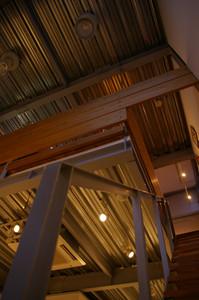 Galerie Mirume Treppe