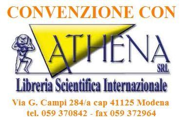 CONVENZIONE LIBRERIA ATHENA - Sindacato Nursind Modena