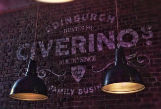 Civerinos, Hunter Square, Edinburgh