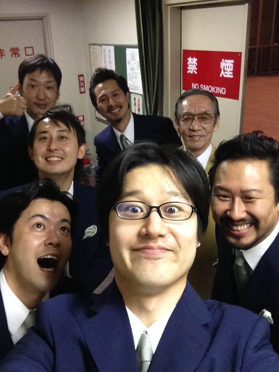 名古屋公演、一条さんを含め、終演!